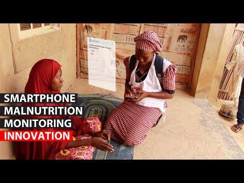 NIGERIA | Monitoring malnutrition on a smartphone