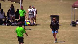 REF THROWS PARENT OUT OF GAME!