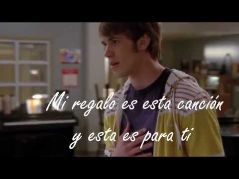 Glee- Your Song (Traducida al Español)