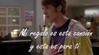 Glee- Your Song (Traducida al Español)