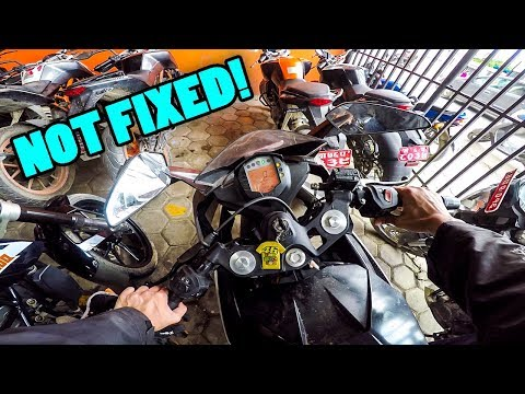 THE PROBLEM ISN'T FIXED YET | MOTOVLOG | VLOG | NEPAL