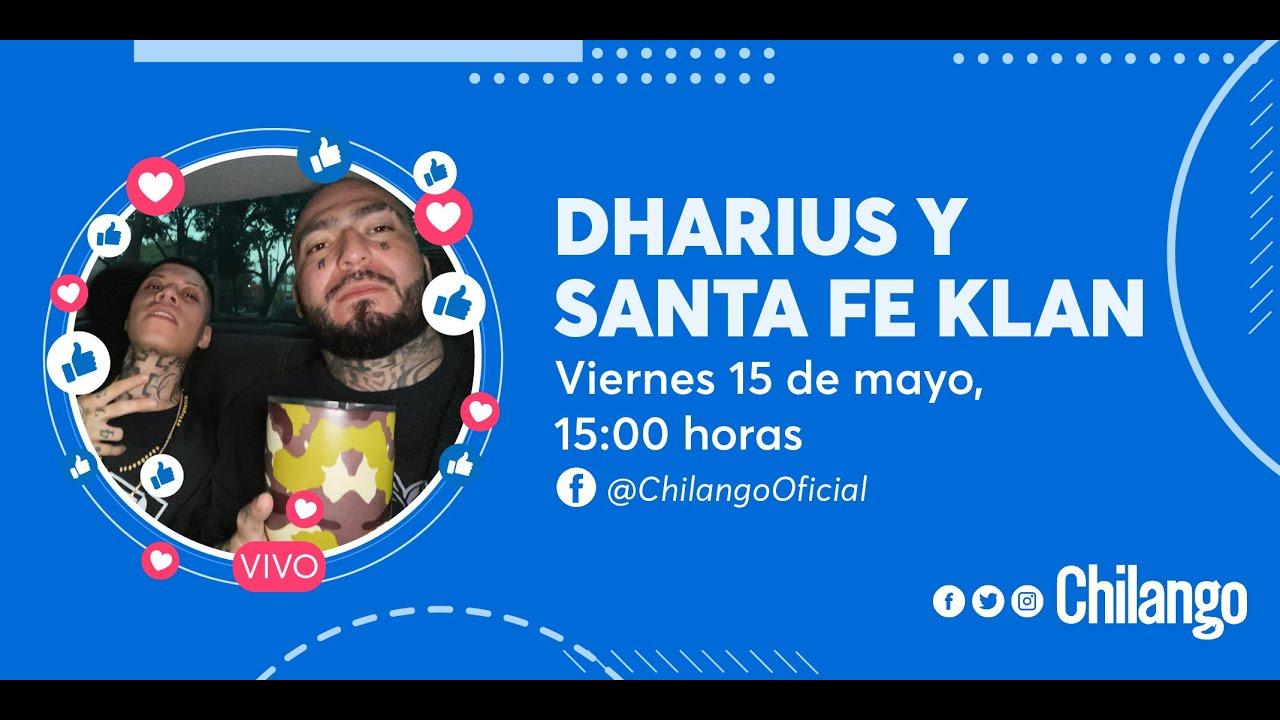 Entrevista con Dharius y Santa Fe Klan | CHILANGO