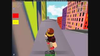 skate downhill very fast VERY HARD (on roblox)