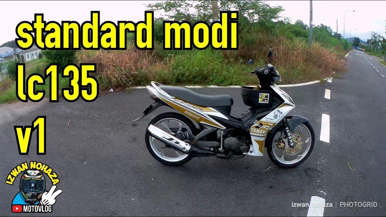 YAMAHA LC135 V1 | STANDARD MODI | SPEC 57