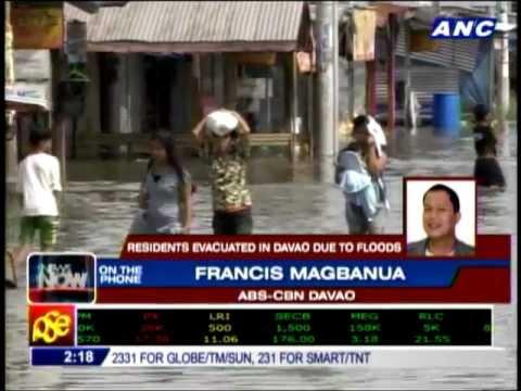 9 dead in Mindanao due to heavy rains, floods