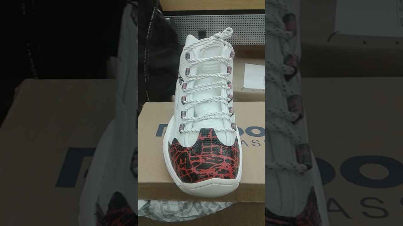 fc207bb12cf6 Allen Iverson Question Prototype (Must See) - YouTube