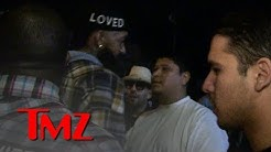 Nipsey Hussle Shouts Out Girlfriend Just Before The Crazy Fight   TMZ