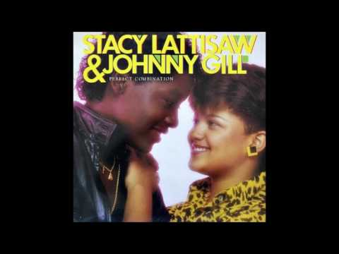 Perfect Combination ♫ Stacy Lattisaw & Johnny Gill