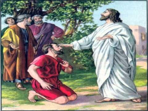 Milagros Jesus Jesucristo 13 El Ciego Bartimeo Youtube