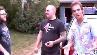 TOM DEVLIN VISITS BIZJACK FLEMCO