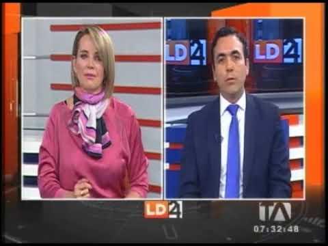 Entrevista Al Ministro De Comercio Exterior Pablo Campana Youtube