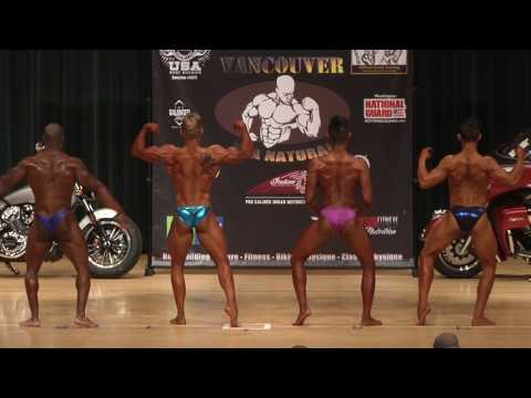 2017 NPC Vancouver Natural Championships Bodybuilding Overall