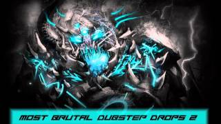 [Mix] - MOST BRUTAL DUBSTEP DROPS MIX 2 - (High Quality - Full playlist - Mixed By FRnR)