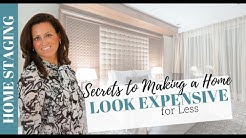 Home Staging Tips: How to Make a Room Look More Expensive (On a Budget)