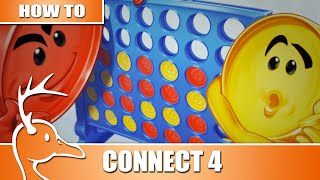 ULTIMATE CONNECT 4 - STRATEGY GUIDE - (Quackalope Games)