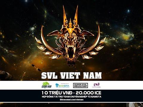[SVL Viêt Nam] Shiversteel Vainglory League Viet Nam Semi Final | Caster : Junky vs xTT