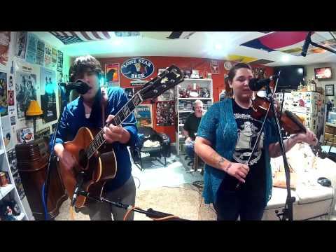 "Jonathan Trawick & Aarun Carter ""Travelin' Man"" - LIVE - The Spud Goodman Show 1-29-15"