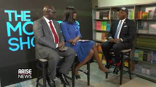 Tope Fasua discusses the economy, his presidential aspiration and the state of the Nation.