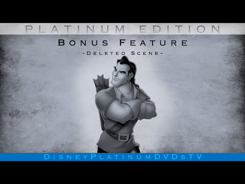 """Beauty and the Beast (Platinum Edition) Deleted Scene: """"Be Our Guest"""" (Alternate Version)"""