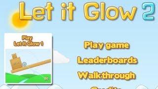Let It Glow 2-Walkthrough