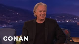 "Tim Robbins On Real-Life ""Shawshank"" Prison Escapes  - CONAN on TBS"