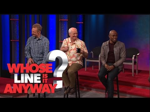 Crazy Dating Show - Whose Line Is It Anyway? US
