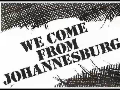 We Come From Johannesburg - Michael Tellinger & Friends 1986