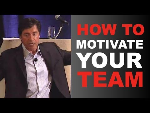 How to Motivate Your Teams | Leadership Speaker | Ross Shafer