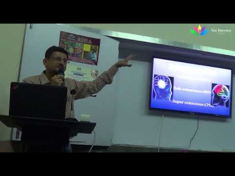 Kelkar College Mumbai, Talk on Dynamic Mind Power By Dr Uday Shah
