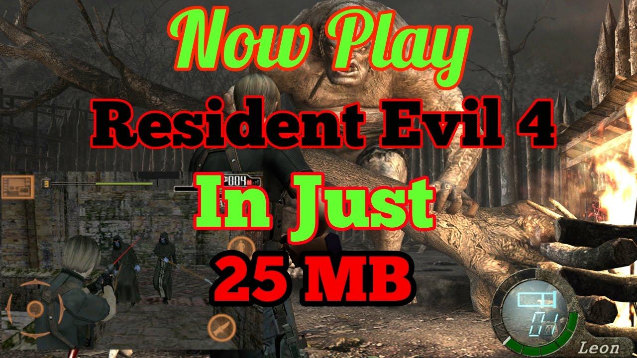 download resident evil 4 mod apk ppsspp