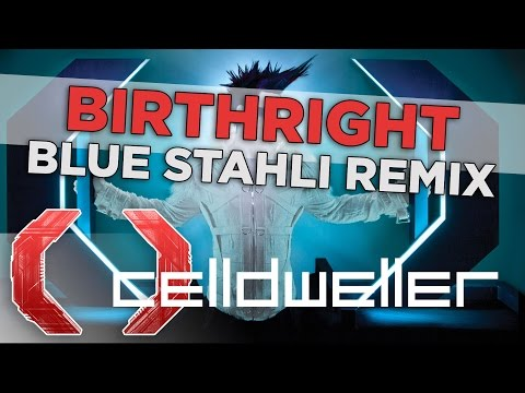 Celldweller  Birthright Birthwrong Remix  Blue Stahli