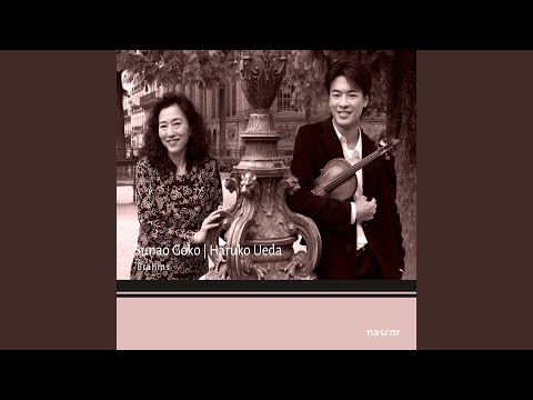 Sonate pour piano et violon, Op. 100: III. Allegretto grazioso (quasi Andante)