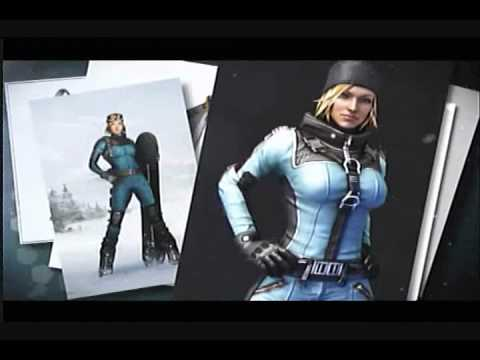 SSX 2012 World Tour part 11 Death Zone & Credits non-comm [Blind]
