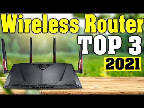 Best Wireless Routers In 2021