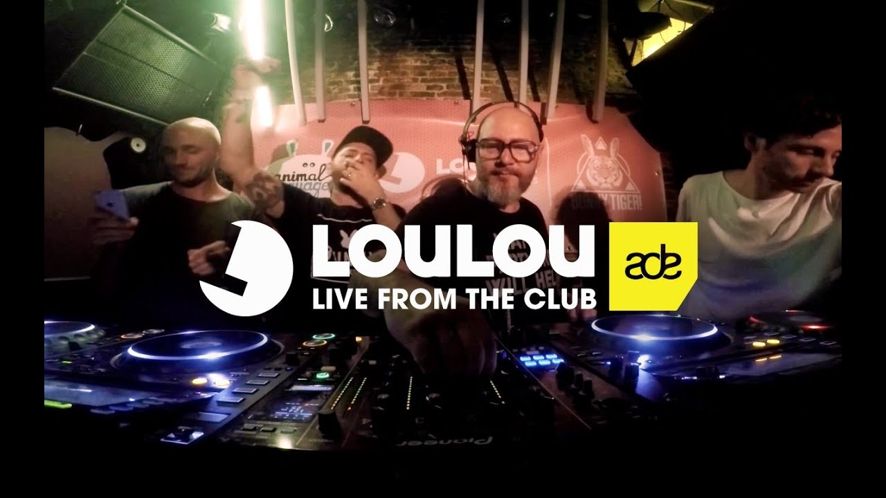Download Kolombo, LouLou Players, Sharam Jey & Mason B2B @ Amsterdam Dance Event 2017, De Club Up
