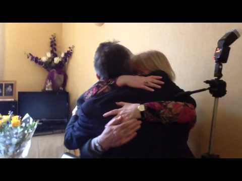 Surprise Visit For Mum And Dads 50th Wedding Anniversary