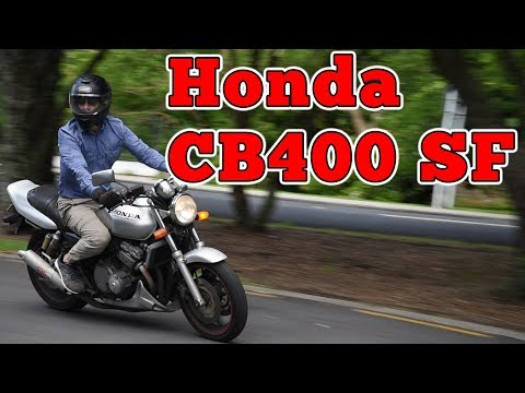 (Fixed) 1993 Honda CB400 Super Four: Regular Car Reviews