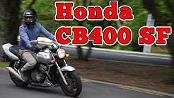 1993 Honda CB400 Super Four: Regular Car Reviews