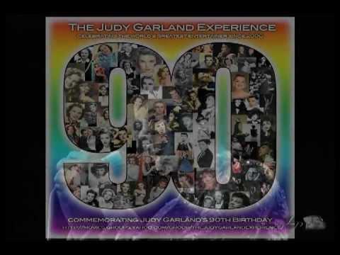 JUDY 90: A Celebration the movie    Judy Garland documentary FINAL EDIT version