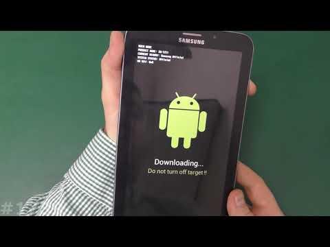 Прошивка Samsung Galaxy Tab 3 SM-T211