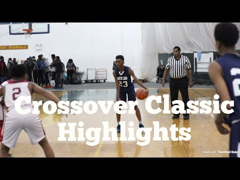 Crossover Classic Middle School Tournament  chicago ,Illinois