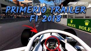 Análise do PRIMEIRO TRAILER do F1 2018 da CODEMASTERS!