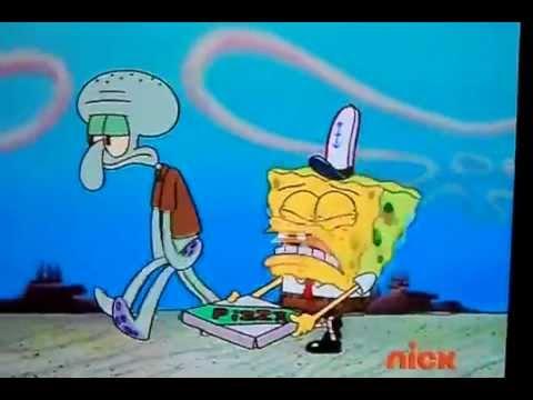 Spongebob - Krusty Krab Pizza Song