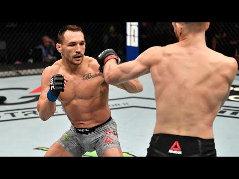 10 Memorable UFC Debuts