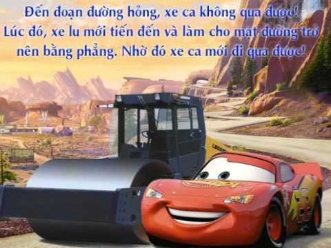 Xe Lu và xe Ca - Creat by Đinh Nhung