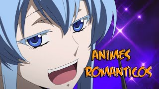 Top 10 Animes Romanticos/Sobrenaturales