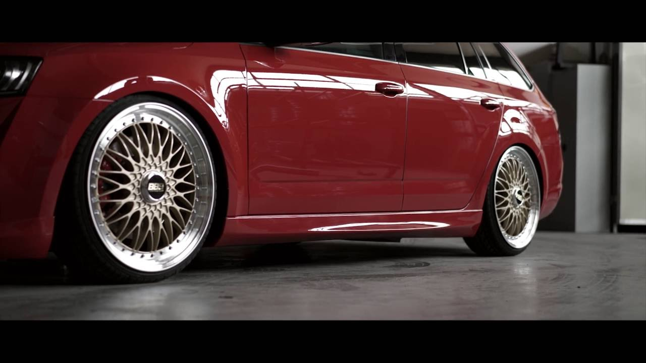Lieblings THE SKODA OCTAVIA RS - by Rieger Tuning - YouTube #PY_86