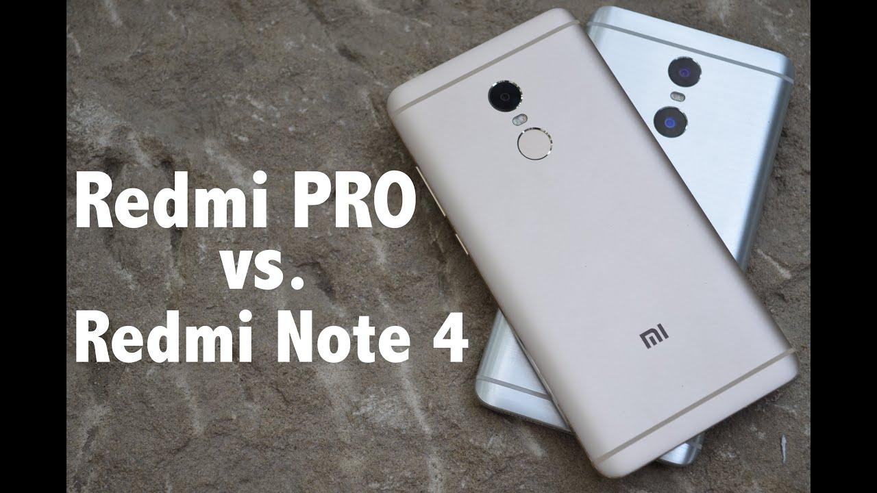 PRO Detailed View Neu Xiaomi Redmi Note 4