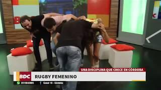 Crece el Rugby femenino en Córdoba