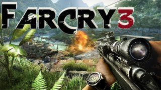 Jogando e Aprendendo: Far Cry 3 - Xbox 360
